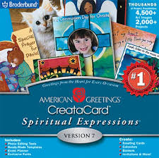 American Greetings Templates American Greetings Spiritual Expressions 7 Jewel Case
