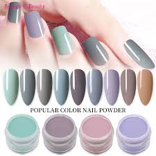 <b>10g</b>/<b>Box Very Fine</b> Dipping Powder Specific Purity Cool Colors ...
