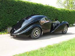 Type 57s were built from 1934 through 1940, with a total of 710 examples produced. Bugatti Typ 57 Sc Atlantic Bachmann Oldtimerrestauration