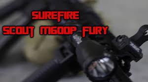 Surfire Scout M600p Fury