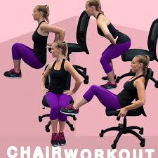 7 strength training exercises you can do in your desk chair skinnyfoxdetox com