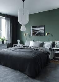 Am besten kombinieren sie unterschiedliche töne der gleichen farbe. Wandgestaltung Grun So Setzen Sie Die Farbe Effektvoll Ein Gruene Wandfarbe The Post Wandgestalt Schlafzimmer Einrichten Wandfarbe Grun Schlafzimmer Design