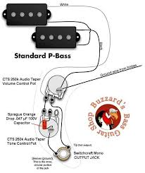guitar output jack wiring diagram wiring diagram schematics passive bass wiring diagram nodasystech com