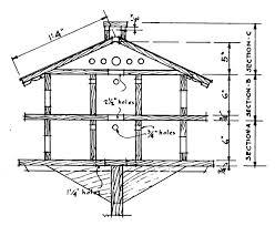 martin bird house plans. Stunning Inspiration Ideas Purple Martin House Plans Amazing 1000 Images About Bird Houses On Pinterest B
