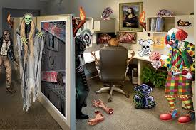 office halloween decorating themes. Unique Themes Halloween Office Decorating Ideas Partycheap Tierra Este 88090 Inside  Decorations Plans 17 With Themes I