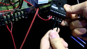 how to connect loop detector wire youtube vehicle loop detector wiring diagram at Loop Detector Wiring Diagram