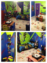 Ninja Turtle Bedroom Ana White Teenage Mutant Ninja Turtle Bedroom Diy Projects