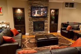 living room family room remodel wrought iron floor candle holders ottoman coffee table black gloss