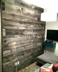 faux barn wood paneling for walls paper