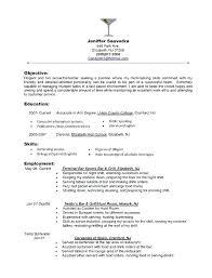 Barback Resume Examples No Experience Dwighthowardallstar Com