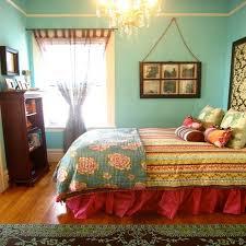 Attractive Colorful Bedroom Decor