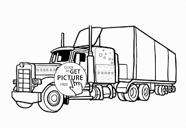 Free Fire Truck Coloring Pages Printable Unique Truck Coloring Pages