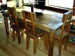 rustic wood dining table set distressed wood dining table set reclaimed wood dining set distressed wood dining set rustic wood dining rustic solid wood
