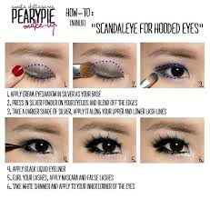 scandaleye for hooded eyes gorgeous makeuphooded eyeseye
