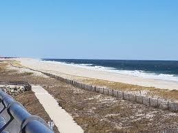 Wider Beaches And Clean Water Delaware Surf Fishing Com