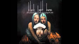 Animal Black Light Burns Black Light Burns The Girl In Black