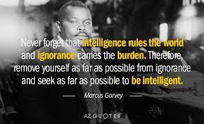 Marcus Garvey Quotes