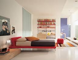 Simple Master Bedroom Design Simple Tidy Shelf On Bed Contemporary Master Bedroom Designs Blakc