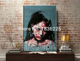 3d wall stickers beautiful women face portrait canvas oil painting modern figures decoration oil painting decorative on 3d wall art woman with 3d wall stickers beautiful women face portrait canvas oil painting