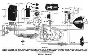 wrg 0721 harley davidson wiring harness kit 1941 harley davidson wl restoration re wiring the harley davidson wl rh harley1941wl pot com harley