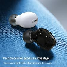 <b>Mini Wireless</b> Earphone In Ear Bluetooth 5.0 Earphone 3D Stereo ...