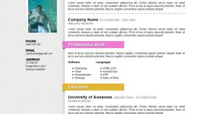 Unusual Create A Resume For Free Online And Print Gallery