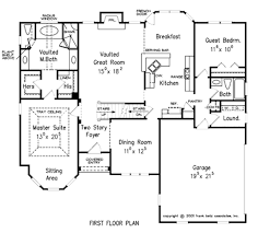 house plans first floor master outstanding 2 suite home