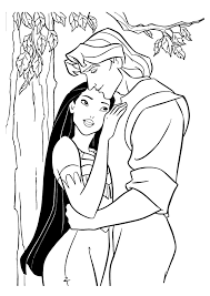 Small Picture Disney Coloring Pages Pocahontas Trends Book Disney Coloring Pages