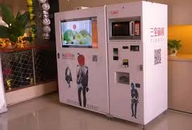 Vending Machine New Cool New StartUp Providing MadetoOrder Lunchboxes From Vending
