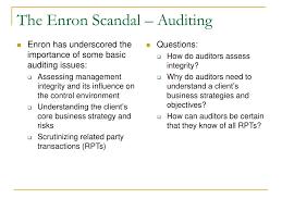 scandal essay enron scandal essay