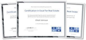 Certified Equity Professional Designation Excel For Real Estate Certification And Training Getrefm Com