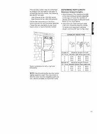 Exhaust Hoodrrpe Kenmore Washer Dryer User Manual Page