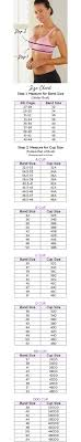 Bra Size Guide Chart Bra Fit Guide Bra Size Chart Measure Your Bra Size Qvc Com