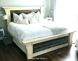Reclaimed Wood King Bed Lovely Storage Beds Frame Exquisite ...