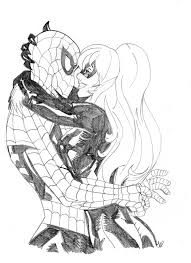 Small Picture The Spider and the Black Cat by red devil saz on DeviantArt
