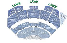 72 Logical Nissan Pavilion Virtual Seating Chart