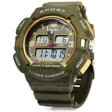 <b>SMAEL</b> 1378 Sports <b>Digital</b> Men Watch Chronograph Calendar Sale ...