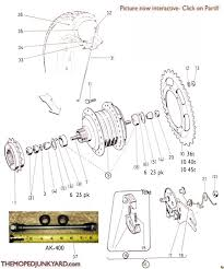 puch puch rear wheels parts 6 subcategories