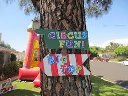Homemade Circus Decorations Circus Carnival Decorations Room Decoration Ideas Best