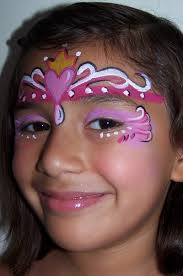 inspiring princess crown face paint ideas before