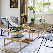 Green Coffee Tables Estere Gold Marble Coffee Table Graham Green Homedecor