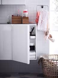 Wäscheschrank Godmorgon Hochglanz Weiß In 2019 Badezimmer
