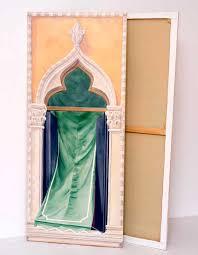 Venezianisches Fenster Grün