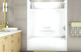 two piece shower units professional and alcove or tub showers bathtub two piece shower stall pictures