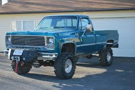 1979 GMC Sierra 1500 4x4 / chevy truck for sale in Clear Brook ...