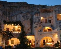 Elkep Evi Cave Hotel - Cappadocia Cave Hotel Turkey - Best Cave Hotel -  from Heather's trip to Turkey. Perfect spot for hot air balloon rides!