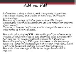 fm full form what is radio fm and am
