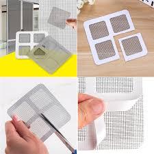 <b>5pcs</b>/<b>set Window Screen</b> Repair Stickers Household Anti mosquito ...