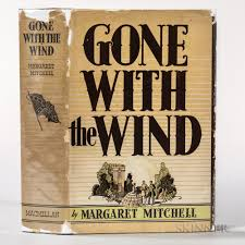 mitc margaret 1900 1949 gone with the wind first edition with dust jacket