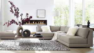 Sectional Living Room Awesome Brown Theme Sectional Living Room Sets Home Interior